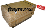 """Tree Stakes - 2"""" x 2"""" x 48"""" (pallet of 500)"""