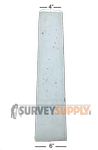 Concrete Monument 30 inch - tapered