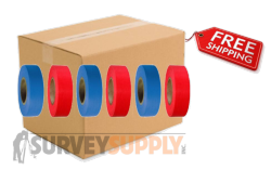 Biodegradable Roll Flagging (case of 100 rolls)