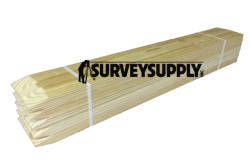 """Garden Stakes - 1"""" x 1"""" x 60"""" (25 per pack)"""
