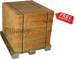 """Grade Stakes - 3/4"""" x 2"""" x 24"""" (pallet of 1500)"""