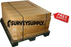 """Lath Stakes - 1/2"""" x 2"""" x 18"""" (pallet of 1600)"""