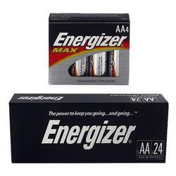 Energizer Alkaline AA Batteries (144 per case)