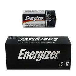Energizer Alkaline C Batteries (72 per case)