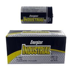 Energizer Alkaline D Batteries (72 per case)