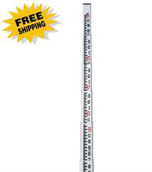 SitePro 25 Construction Fiberglass Leveling Rod (CR-type)- Inches (#11-SCR25-C)