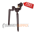 SitePro Fixed Mini Prism Pole Bipod (#07-4160)