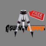 SitePro Aluminum Mini-Tripod - Wing Screw (#01-ALW10-B)