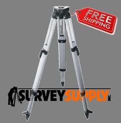 SitePro Light Duty Aluminum Tripod - Quick Clamp (#01-ALC20-B)