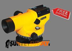 SitePro (XC-Series) 24X Automatic Level (#25-SP24XC)