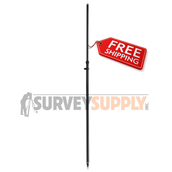 SitePro Two-Section Carbon Fiber Snap-Loc Rover Rod (#09-2022-M)