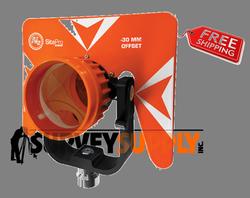 SitePro 62mm Single Tilting Nitrogen-Filled Prism System - Orange (#03-9300N-0)