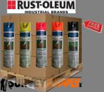 Rust-Oleum Inverted Marking Paint Pallet (25+ cases) - Color: MIX & MATCH