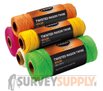Keson Twisted Mason Twine - 1090 ft. rolls (Case of 12)