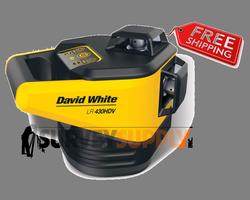 David White 3-D Rotary Laser (#27-LR430HDV)