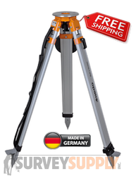 NEDO Surveyors Grade Aluminum Tripod - Quick Clamp (#200204-185)