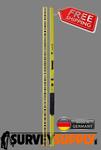 NEDO Self-Illuminating Leveling Rod LumiScale w/ Sokkia Bar Code (#340224-185)