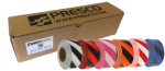 Stripe Roll Flagging (box of 12 rolls)