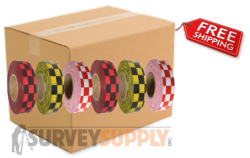 Checkerboard Roll Flagging (case of 144 rolls)
