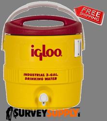 Igloo 3 Gallon Industrial Beverage Dispenser (#431)