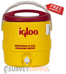 Igloo 3 Gallon Industrial Beverage Dispenser (#431)