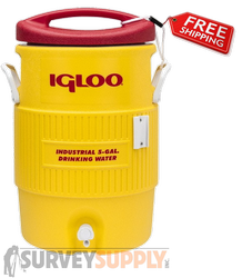 Igloo 5 Gallon Industrial Beverage Dispenser (#451)