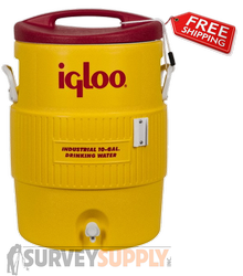 Igloo 10 Gallon Industrial Beverage Dispenser (#4101)