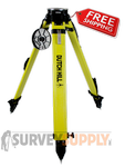 Dutch Hill Heavy-Duty Fiberglass Tripod - Quick or Dual Clamp (#DH01-018-DC)