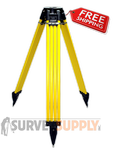 Dutch Hill 'The Original' Heavy-Duty Fiberglass Tripod - Aluminum Head (#GT2000A)