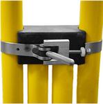 Quick Cam-lock unique design