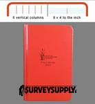 Bogside Field Book - Standard Size E64-8x4 (#B320)