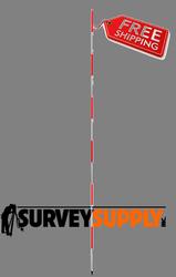 SitePro 3.6M (12ft) Aluminum Range Pole (#09-3812)