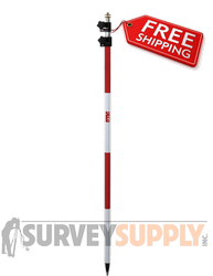 Seco Two-Section Twist Lock Prism Pole - 11.81 ft - Adjustable Tip - Dual Grad (#5500-21)