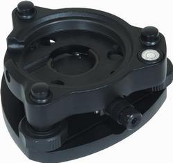 Seco Standard-Precision Tribrach - European Style - Optical Plummet (#2152-07-BLK)