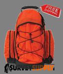 Seco 500mm Total Station Backpack (#8120-40-ORG)