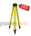 Dutch Hill 'The Original' Heavy-Duty Extended Length Fiberglass Tripod - Aluminum Head (#ELT3000A)