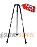 Dutch Hill Thumb Release Pole Tripod - Carbon Fiber (#DH04CF-005)