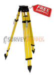 Dutch Hill 'T-Rex' Fiberglass Tripod - Dual Clamp (#T-REX-D)