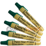 Nu-Mark PT2000: Paint-This! Paint Marker - GREEN (Box of 12)