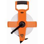 Keson 200' (OTR Series) Open-Type Reel, Ultra-Glass Blade