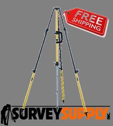 Seco Heavy-Duty GNSS Antenna Tripod (#5119-10)