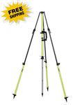 Seco Graduated Collapsible GNSS Antenna Tripod (#5119-00)