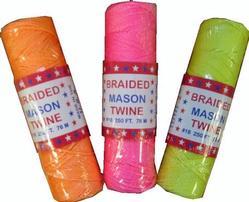 Braided Mason Twine (250 or 1000 rolls)