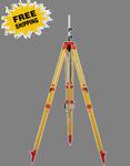 Seco Hardwood/Fiberglass Radio Antenna Tripod w/ Antenna Mast (#5300-11)