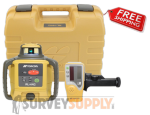 Topcon RL-H4C Construction Laser Level DB Kit (Alkaline Battery) Model #57177