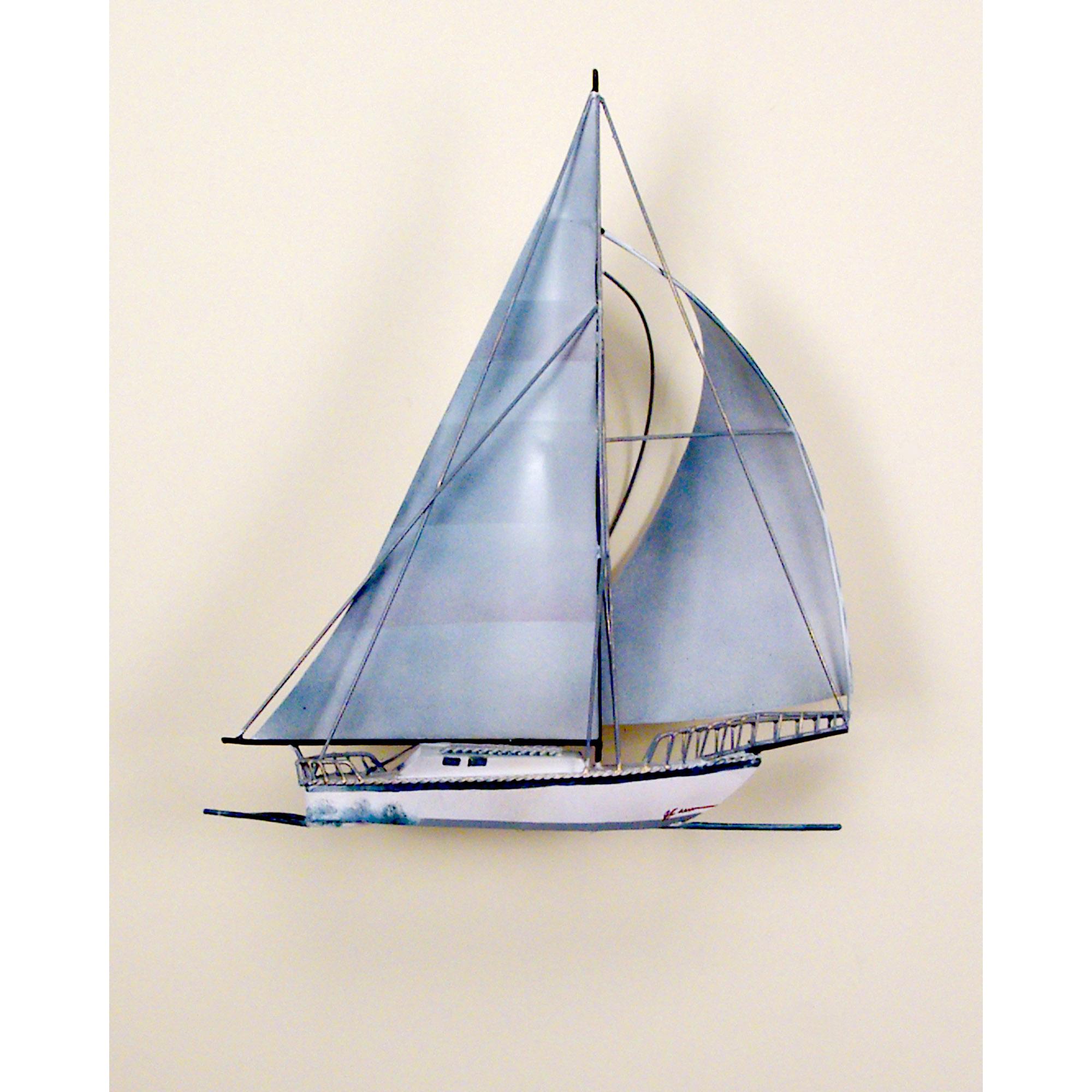 Sailboat Wall Art windjamer sailboat, single, ocean, boat, nautical, sailing
