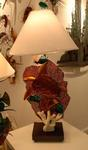 Turtle Reef Lamp