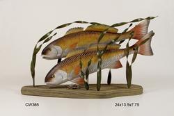 Redfish Pair