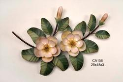 Double Magnolias Wall - CA158