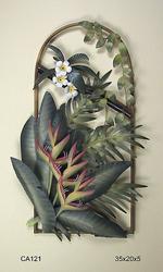 Tropical Garden Heliconia